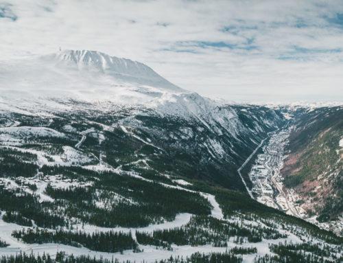 Har du hytte, hus eller hage nær Rjukan?