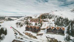 Gaustatoppen Lodge A-Å entreprenør TBU